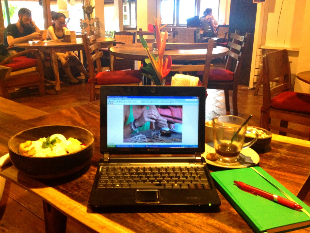 Café, Ubud, Bali